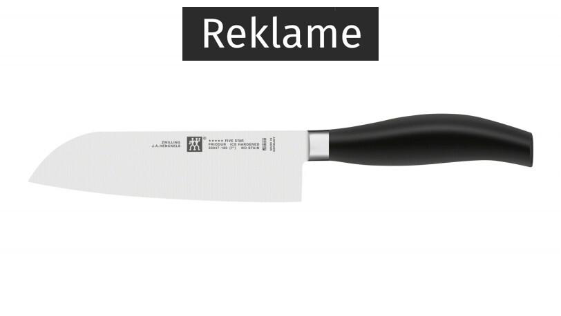 Knive i verdensklasse i dit køkken!