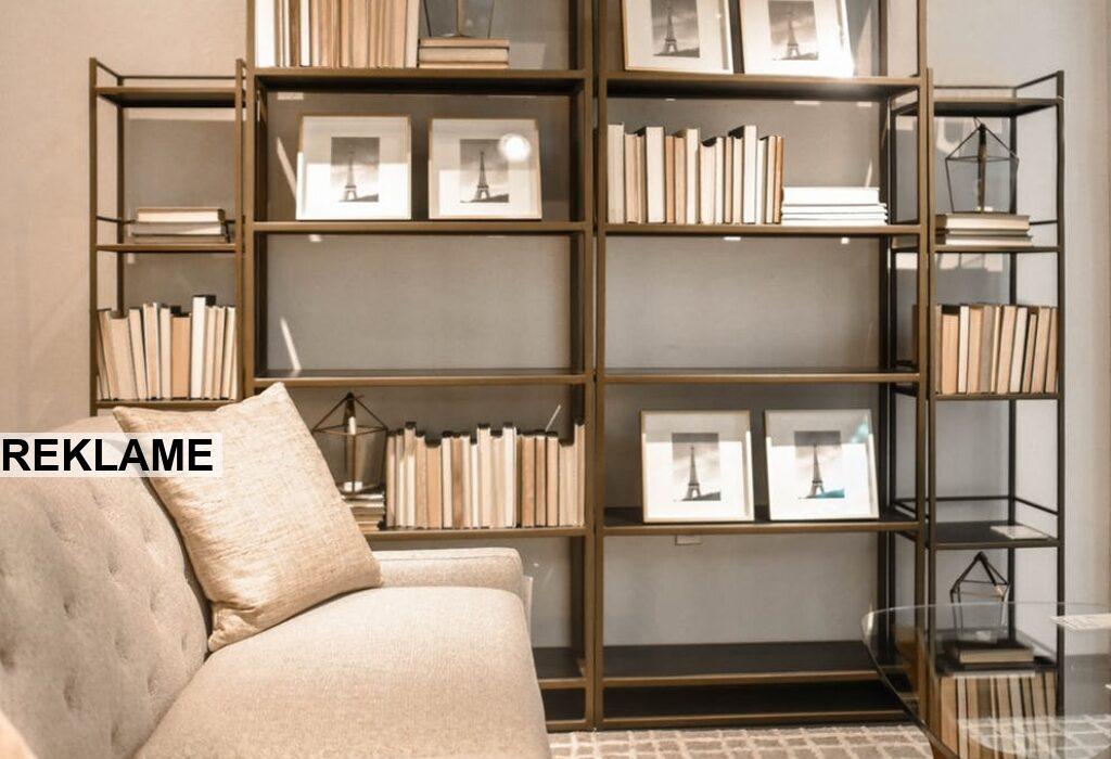 Sådan indretter du nemmest dit hjem