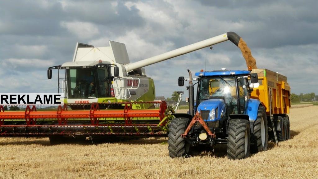 Sådan finder du enten de billige eller de dyreste landbrugsmaskiner
