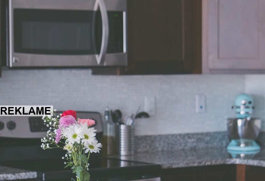 Forén køkkenet med naturen